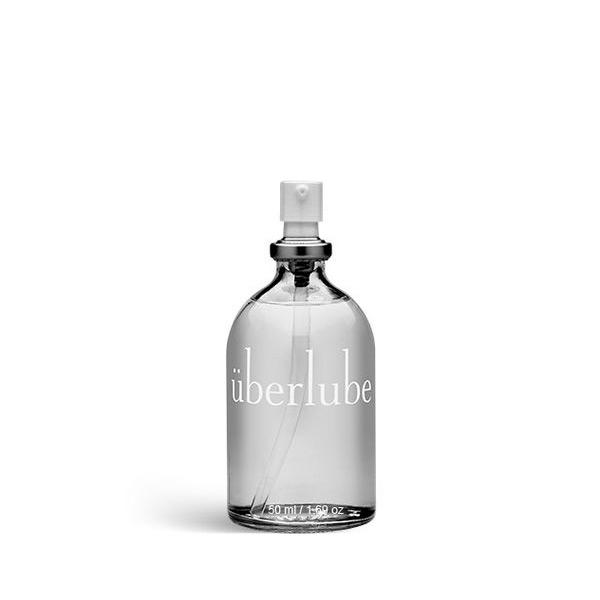 Bouteille de lubrifiant silicone 50 ml Uberlube UBER50