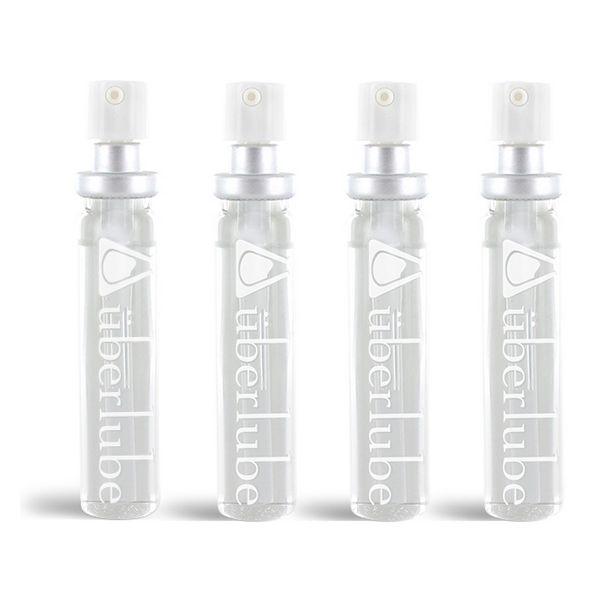 Lubrifiant silicone Good to go Recharge & recharge (4 pcs) Uberlube 3114