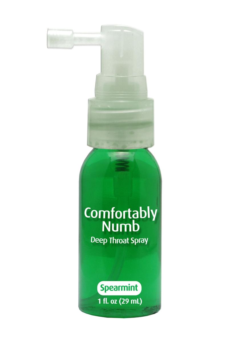 Spray pour fellation - menthe verte