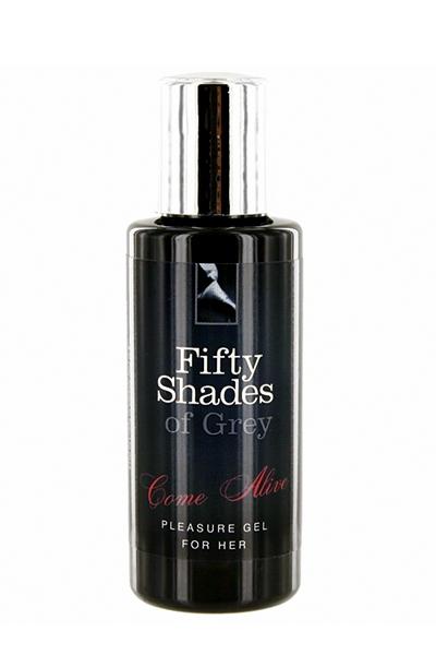Gel plaisir féminin - Fifty Shades of Grey