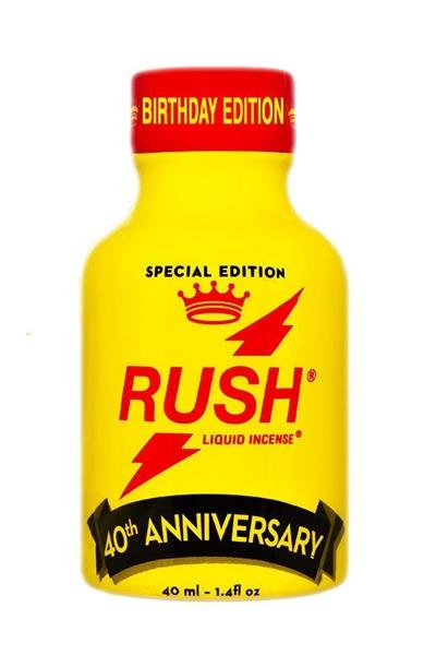 Poppers Rush Anniversary  40ml