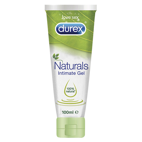 Gel Lubrifiant Naturals Intimate Durex 100 ml