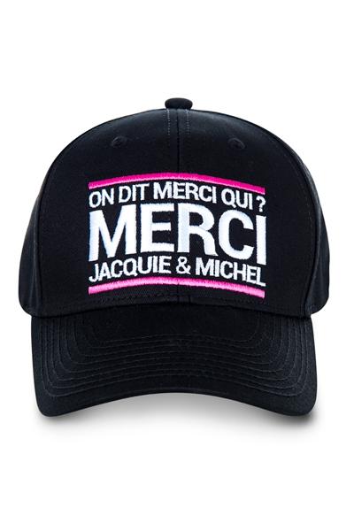 Casquette officielle Jacquie et Michel