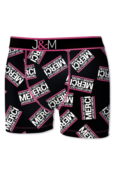 Boxer J&M modèle 5