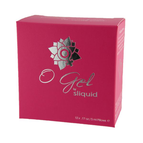 Dé de Gel O Organics 60 ml Sliquid 9046