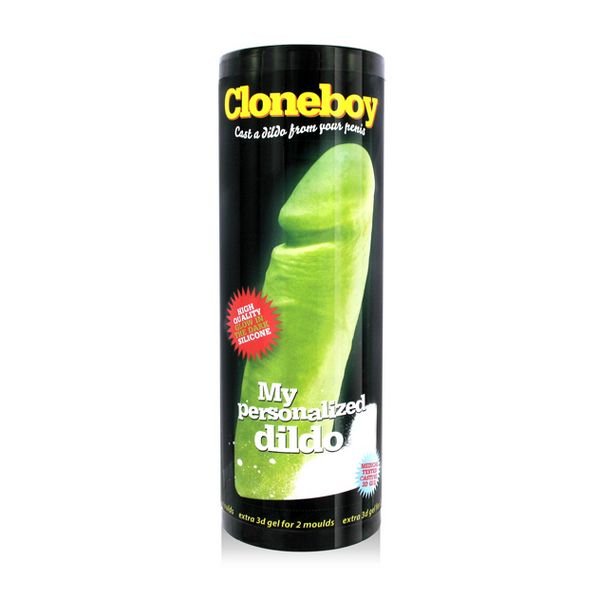 Fluorescent Cloneboy 6349