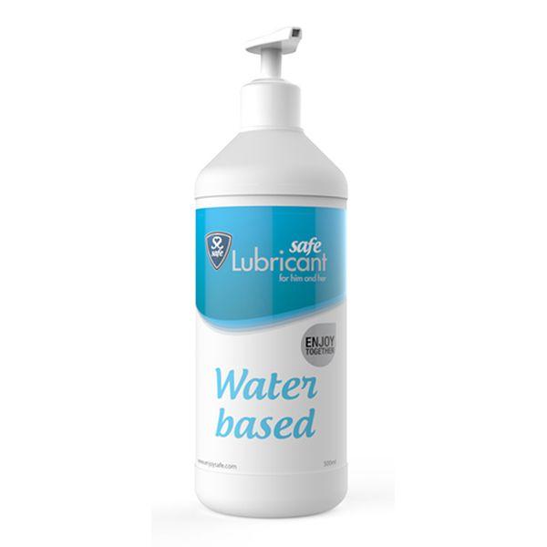 Lubrifiant à base d\'eau 500 Ml Safe 21098