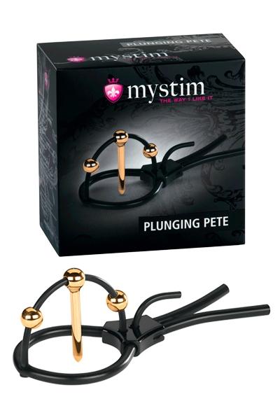 Plunging Pete  Corona Strap - Mystim