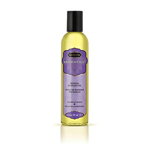 Huile de massage aromatique mélange d\'harmonie 59 Ml Kama Sutra 2766