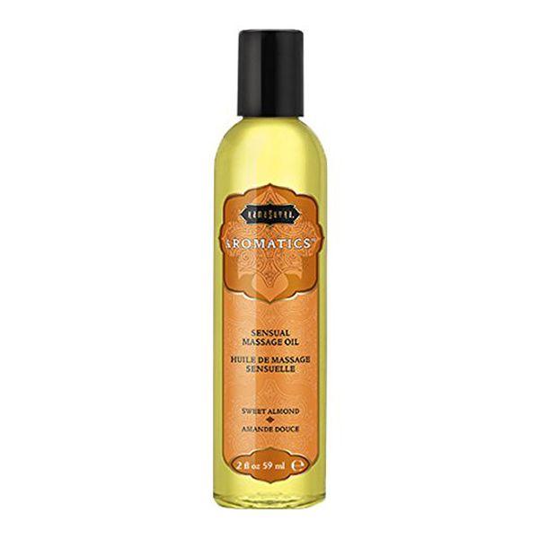 Huile de massage aromatique amande douce 59 Ml Kama Sutra 02759