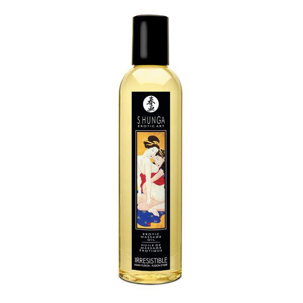 Huile de massage Asian Fusion Shunga 10184 (250 ml)