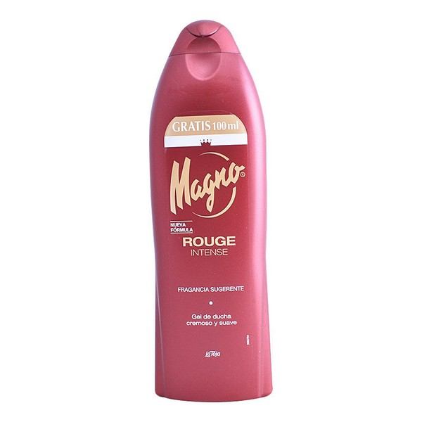 Gel de douche Rouge Magno (650 ml)
