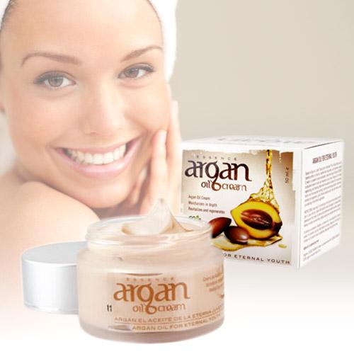 Crème Hydratante d\'Argan