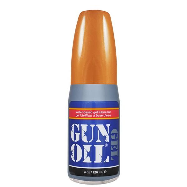 Lubrifiant gel lubrifiant à base d\'eau 120 ml Gun Oil 1202