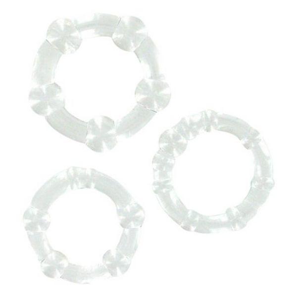 Anneaux de pénis en perles XLsucker E23652