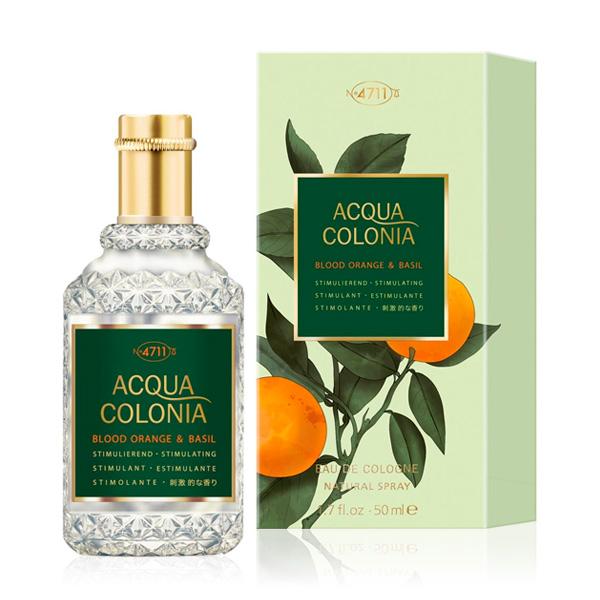 Parfum Unisexe Acqua 4711 EDC Blood Orange & Basil