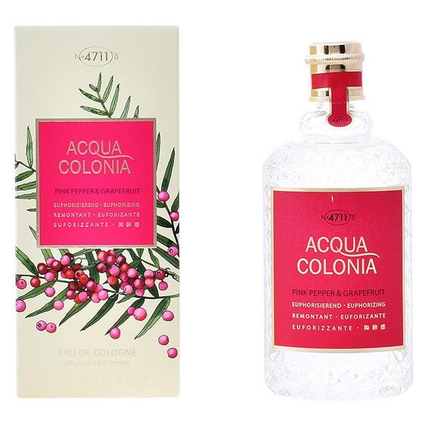 Parfum Unisexe Acqua 4711 EDC Pink Pepper & Grapefruit