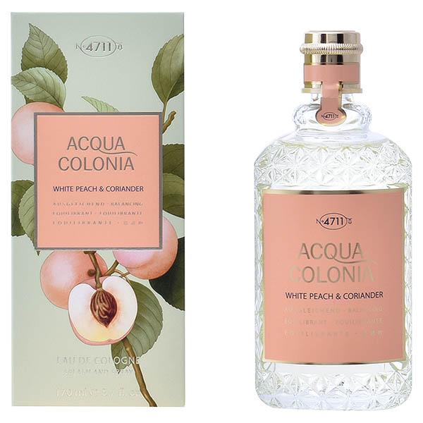 Parfum Unisexe Acqua 4711 EDC White Peach & Coriander