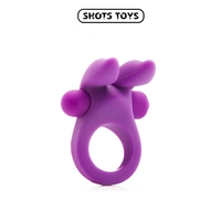 Rabbit Cockring - Shots Toys