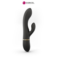 Vibromasseur point G et clitoris Glam Rabbit - Dorcel