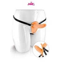 Double gode ceinture latex - NMC