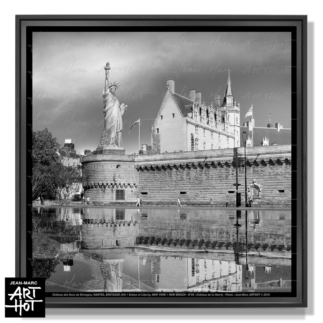 PHOTO D\'ART NEW BREIZH N°08-Chateau de la Liberty