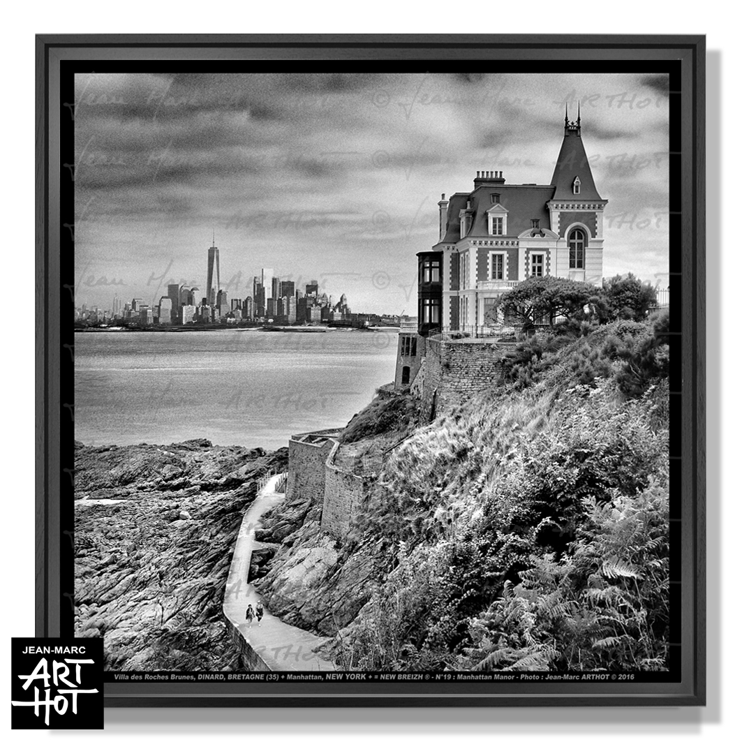 PHOTO D\'ART NEW BREIZH N°19-Manhattan Manor