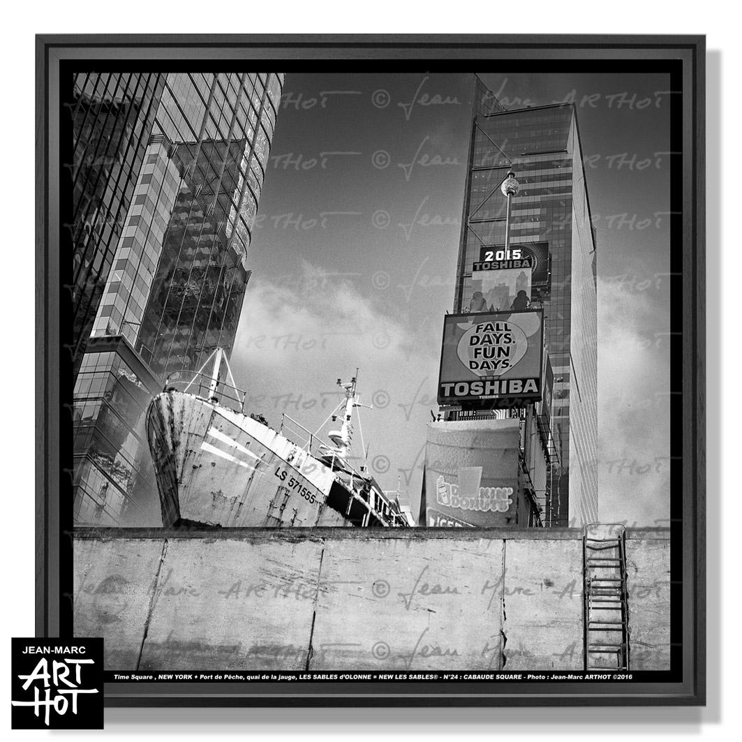 PHOTO D\'ART NEW LES SABLES N°24-Cabaude Square