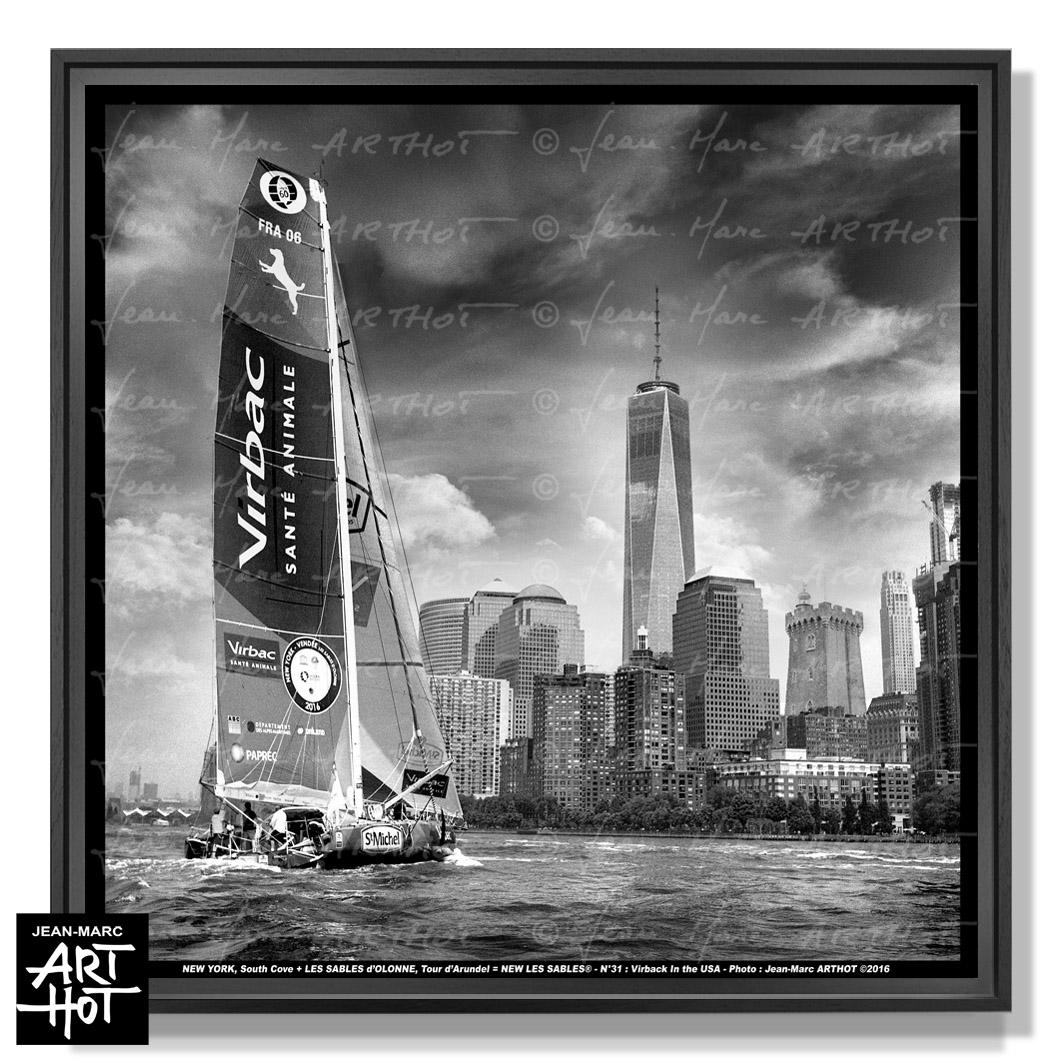 PHOTO D\'ART NEW LES SABLES N°31-Virback in the USA