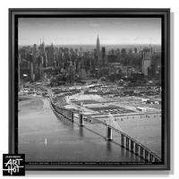 PHOTO D'ART NEW BREIZH N°14-St Nazaire Bridge