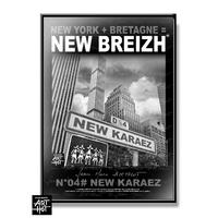 AFFICHE NEW BREIZH N°04-New Karaez