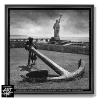 PHOTO D'ART NEW LES SABLES N°05-Ancre of Liberty