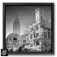 PHOTO D'ART NEW LES SABLES N°06-Empire State Palazzo