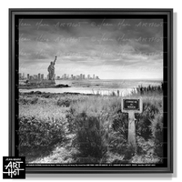 PHOTO D'ART NEW LES SABLES N°11-Corniche de la Liberty