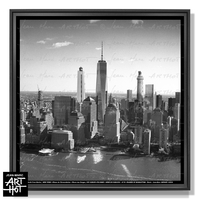 PHOTO D'ART NEW LES SABLES N°15-Phares Of Manhattan