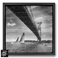 PHOTO D'ART NEW LES SABLES N°34-Bridge of Liberté