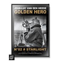 """AFFICHE """"VDH""""-GOLDEN HERO-N°02-Starlight"""