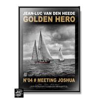 "AFFICHE ""VDH""-GOLDEN HERO-N°04-Meeting Joshua"