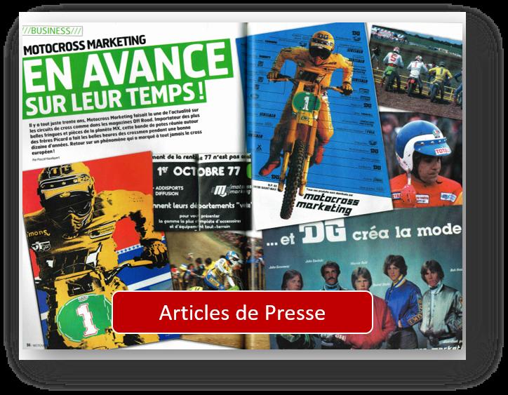 Motocross Vintage Trial Classic Presse Magazine