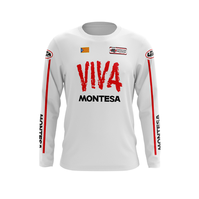 MONTESA Viva Blanc - Rouge Noir