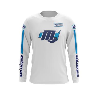 MXM Origin Blanc - Bleu Bleu