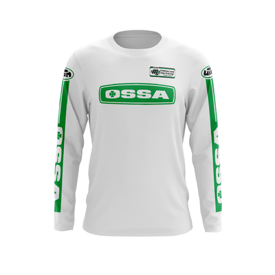 OSSA Blanc - Vert