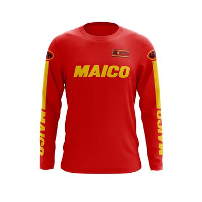 MAICO Rouge - Jaune