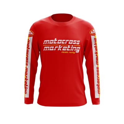 MXM Team Rouge - Blanc Jaune