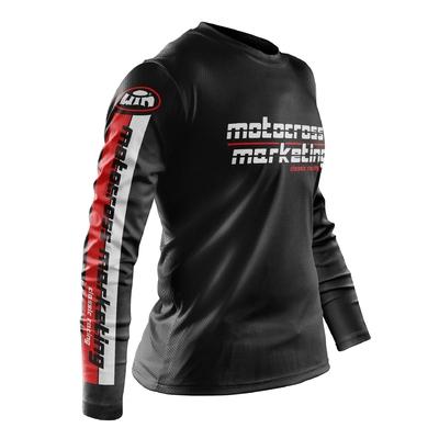 MXM Team Aéré Noir Noir Rouge