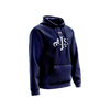 Sweat CHEST AJS Navy - Blanc