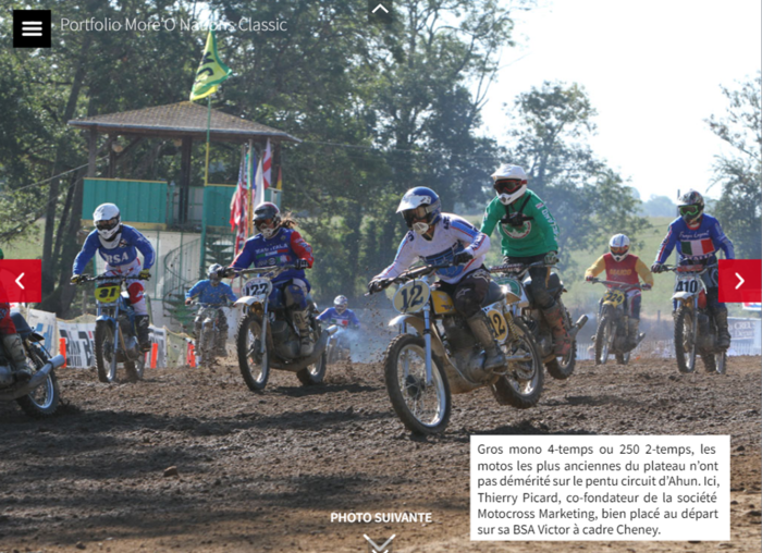 Gilles France Moto Num