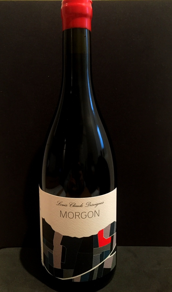 Desvignes Morgon Montpelain 2017
