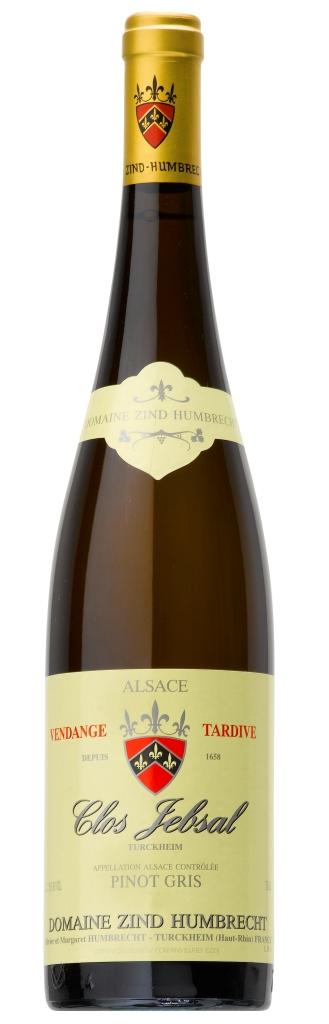 Zind Humbrecht Pinot Gris Vendanges Tardives Clos Jebsal 2015 37.5cl