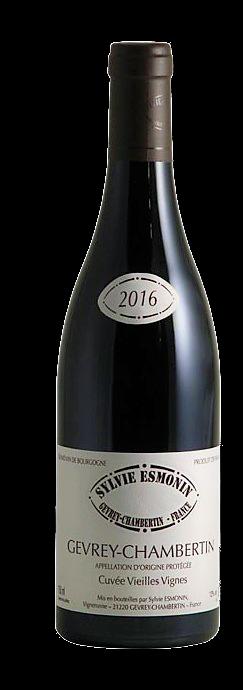 Gevrey Chambertin Vieilles Vignes S.Esmonin 2017